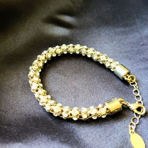 Kundan bracelet - adjustable